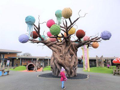 The Ice Cream Farm, Cheshires Ice Cream Adventure Park