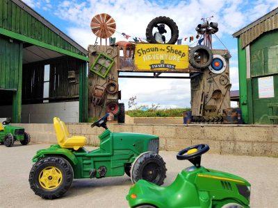Farmer Ted's Adventure Farm And Shaun The Sheep Adventure