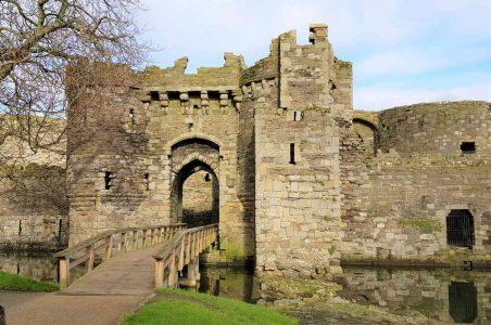 Beaumaris Castle, CADW