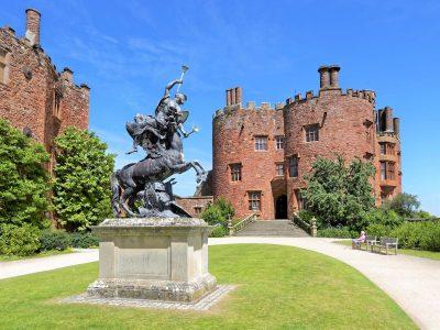 Powis Castle and Garden, National Trust