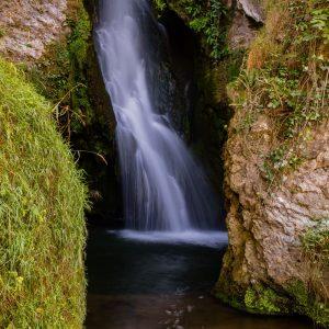 Rhaeadr Dyserth Waterfall