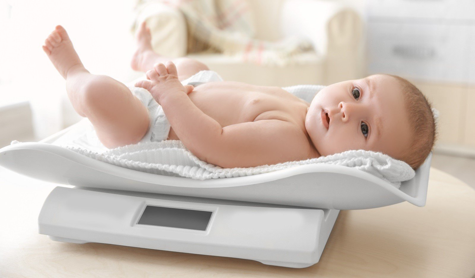 Baby Weigh-In Clinics