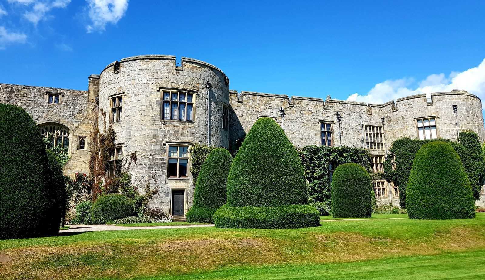 Chirk Castle, National Trust