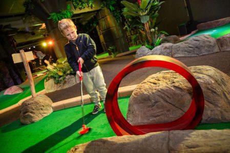 Paradise Island Adventure Golf Manchester