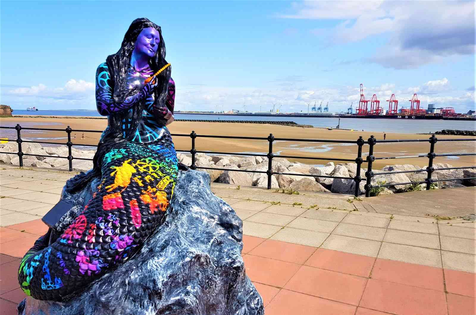 The New Brighton Mermaid Trail – Clued In With Kids