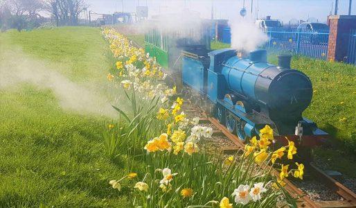 Rhyl Miniature Railway And Marine Lake