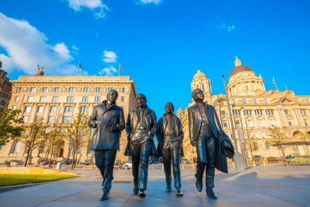Liverpool Sing a Song of Beatles Murder Mystery Trail