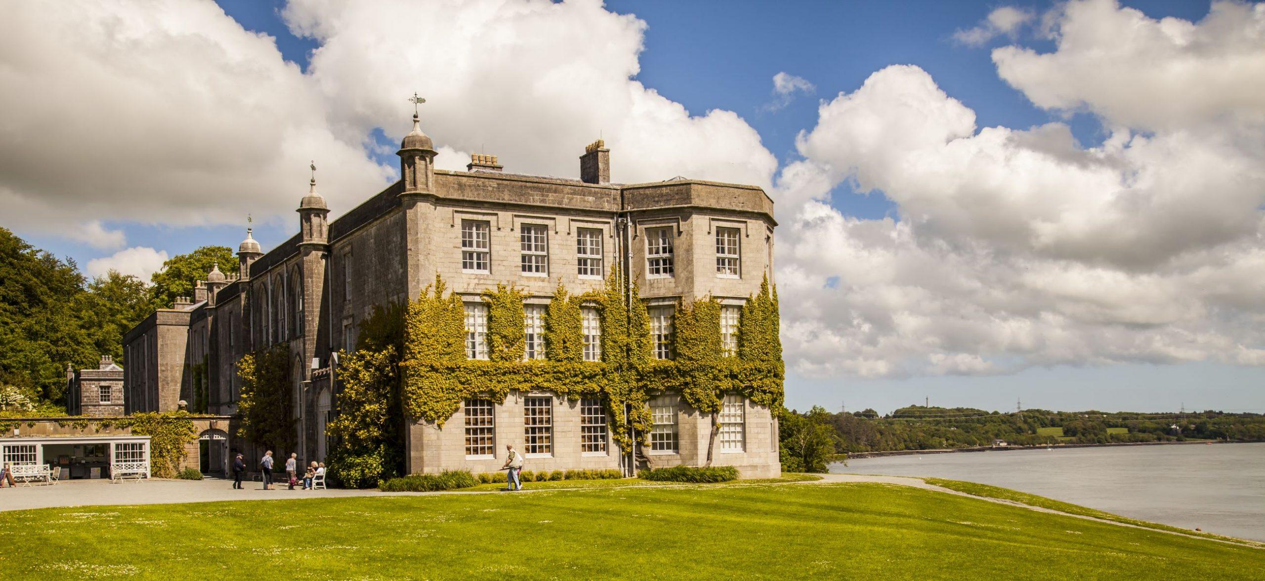 Plas Newydd House and Gardens, National Trust