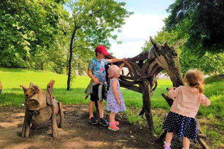 Vale Park And Fairy Village