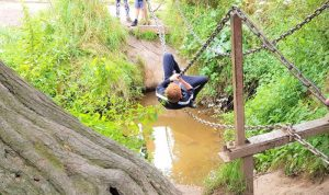 Adrenaline Fuelled Adventure as Clued In With Kids Review Crocky Trail