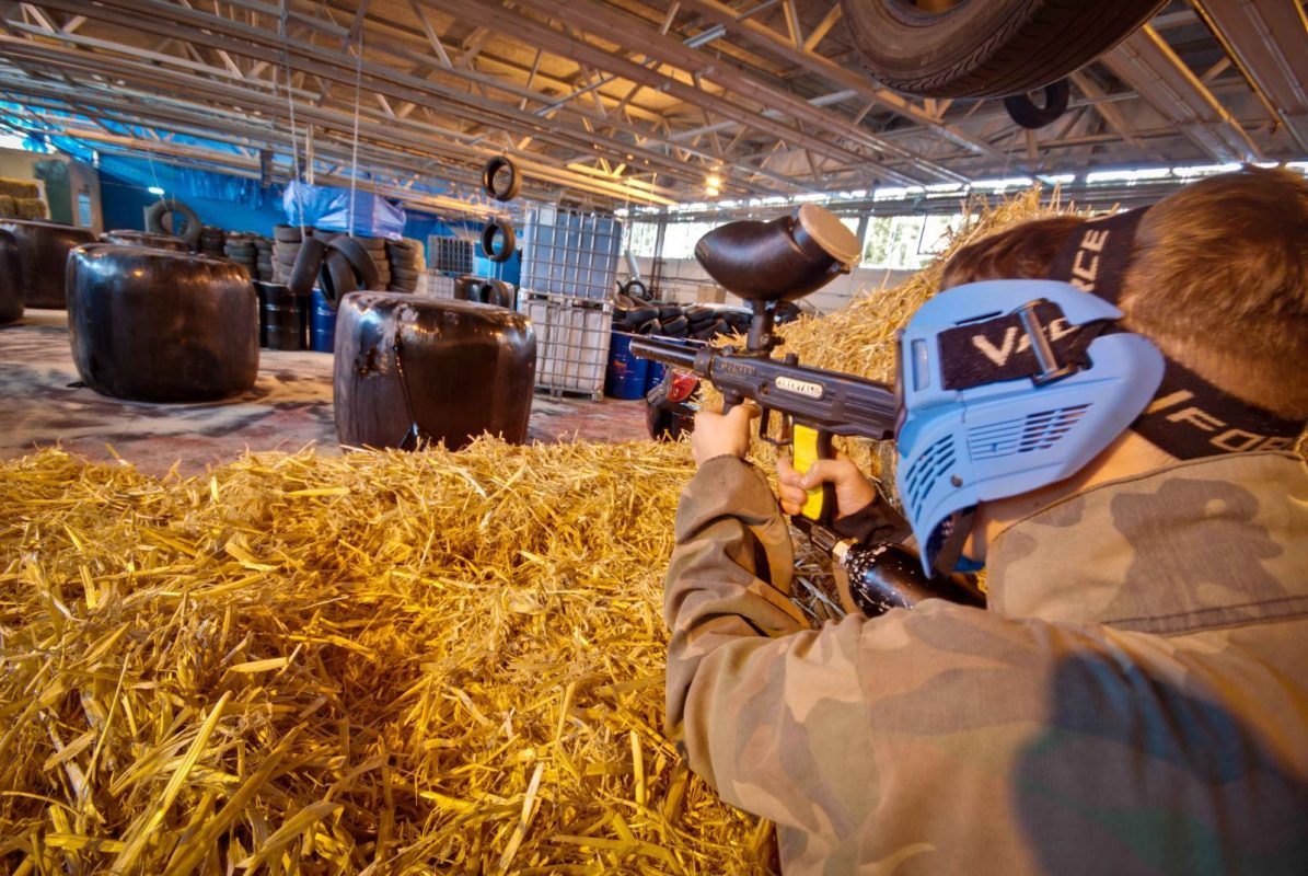 Ultimate Indoor Paintball Liverpool