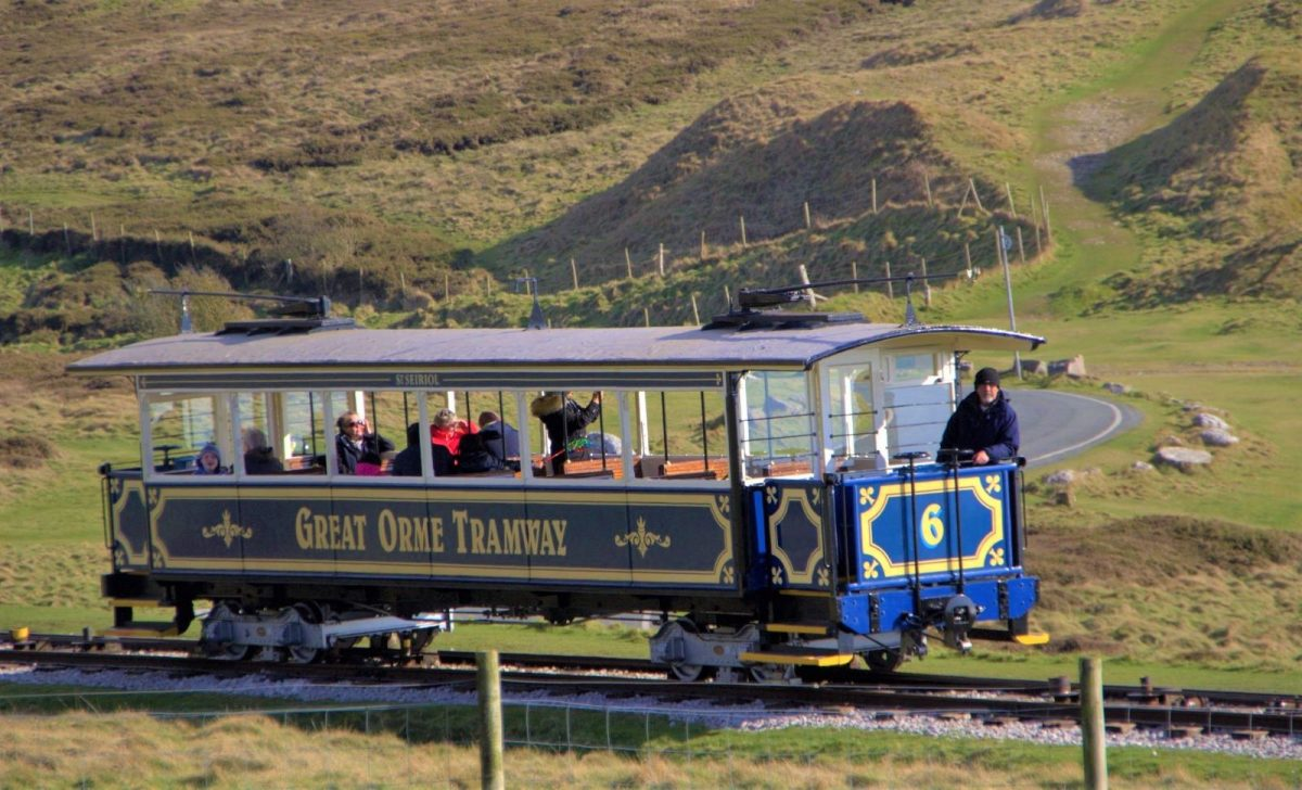 Great Orme Tramway