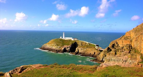 South Stack cliffs (RSPB) and South Stack Lighthouse Visitor Centre