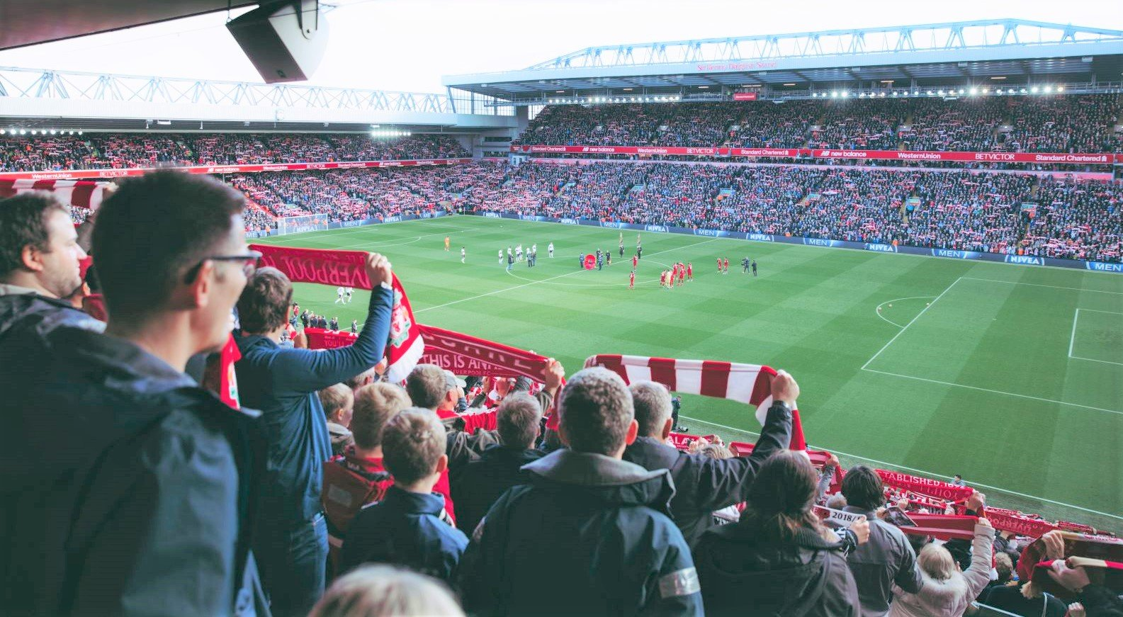 Liverpool FC Stadium Tour - Clued In With Kids